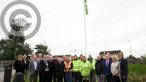PHOTO GALLERY:  Green Flag Award for The Mall in Longford town
