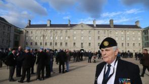PHOTO GALLERY: Longford 'Siege of Jadotville' veteran Michael Tighe  honoured