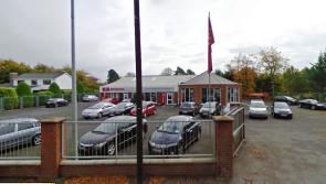 Halloween thieves hit John Adams car dealership in Portlaoise