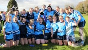 Longford Slashers U-18 ladies win Minor 'A' title