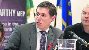 MEP Matt Carthy formally selected to contest Cavan/Monaghan seat for Sinn Féin