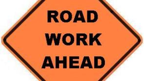 Longford motorists can expect delays due to roadworks on the R393 at Carrickboy
