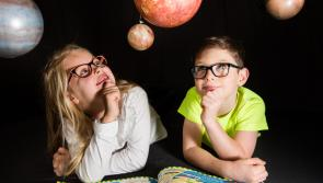 Specsavers Longford launches children's writing competition as part of the Bord Gáis Energy Irish Book Awards