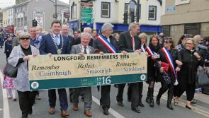 NLI invites people of Longford to nominate websites for 'Remembering 1916, Recording 2016' web archive