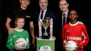 SPAR FAI Primary School 5s Programme is coming to Longford
