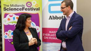 Abbott Diagnostics Longford to the fore in promoting the importance of science