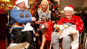 Show an older person in Longford you care this Christmas