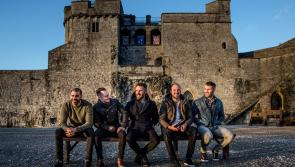 Hermitage Green to play 'biggest gig to date' at King John's Castle