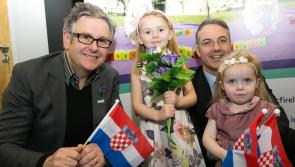 Cystic Fibrosis Ireland urges Longford people to sign up for Paddy Kieran's International Walk 2017 in Croatia