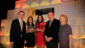 McCrystal honoured at Sportswoman of the Year awards