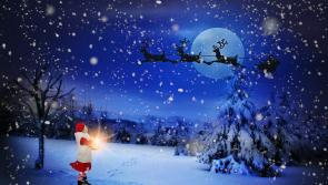 Ho, ho, ho!! Great news for children of Longford : Santa cleared for Irish airspace