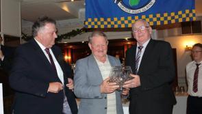 Audio: Granard legend Rogie Martin inducted into Longford GAA Hall of Fame