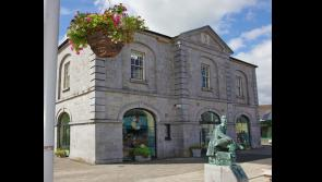 Investigations ongoing into cause of fire at Ballymahon Library