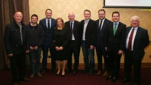 Photo Gallery: Strong Longford contingent among 400 attendance at  Brexit meeting in Mullingar Park Hotel