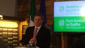AUDIO: An Taoiseach Enda Kenny visits Ballymahon for the launch of the Action Plan for Rural Development