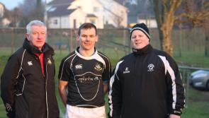 Longford Rugby Club at home to Tullamore in Provincial Towns Cup first round on Sunday