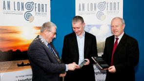 Longford County Council launches new corporate logo and website