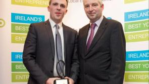 Longford's Brian O'Rourke of CitySwifter reaches National Final of Ireland's Best Young Entrepreneur competition