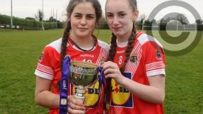Mercy Ballymahon Secondary School U-16 ladies crowned Leinster Junior 'B' champions