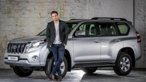 Toyota Ireland announces Niall Breslin as new Ambassador for its 'Built for a Better World' brand programme