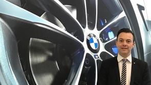 Colm Quinn BMW / MINI Business Partnership programme