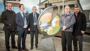 New 'Ireland's Ancient East' signs now sited in Longford to boost tourism