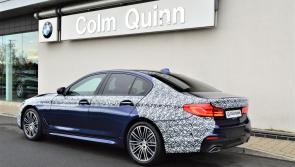 Exclusive launch for the New BMW 5 Series and MINI Countryman at Colm Quinn