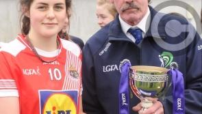Mercy Ballymahon Secondary School U-16 girls crowned Leinster Junior 'B' champions