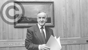 Photo gallery: The Longford Leader - Twenty-five years ago today the late Albert Reynolds was elected Taoiseach