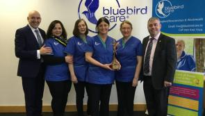 Bluebird Care hosting Longford Open Day on Valentine's Day