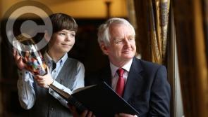 Big honour for Longford as Matt Farrell is named Ireland's Heritage Hero