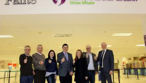 Ireland West Airport staff select charities for 2017