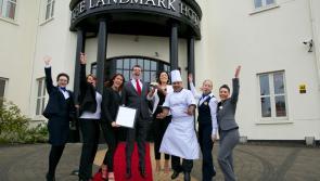 The Landmark Hotel strikes gold at Weddingsonline 2017 Awards