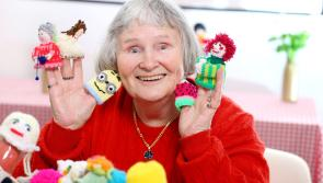Big Knit calls on the knitters of Longford