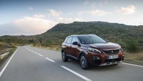 New Peugeot 3008 goes on sale in Ireland