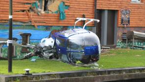 Longford helicopter crash pilot suffered 'momentary lapse' of concentration