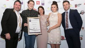 Top Longford restaurants revealed in Irish Restaurant Awards