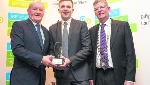 Video: Longford's Brian O'Rourke and CitySwifter bidding for glory at Ireland's Best Young Entrepreneur (IBYE) Final