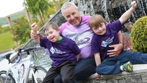 Longford cyclists urged to link up with Stephen Roche for Down Syndrome Ireland