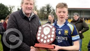 Cnoc Mhuire Granard win another Leinster title as U-14 footballers triumph in 'C' final