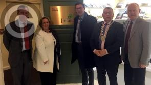 Longford public representatives meet Tourism Ireland in New York