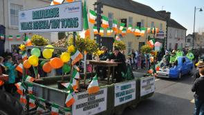 All systems go in Ballyleague and Lanesboro for colourful, majestic St Patrick's Day parade