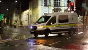 BREAKING NEWS:  Man in critical condition following St Patrick's Day stabbing in Longford town
