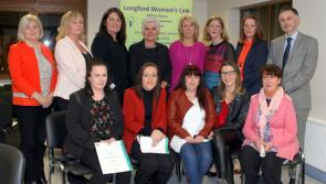 Graduation Ceremony at Longford Women's Link