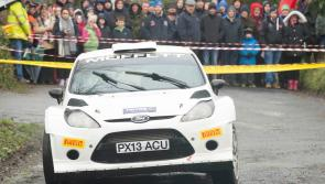 Moffett heads Triton Showers contingent in Longford