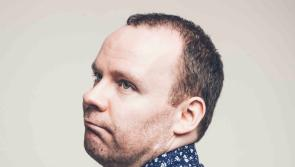 Neil Delamere to bring 'Handstand' to the Longford Arms Hotel