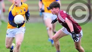 Longford minors beaten by Galway but produce improved performance