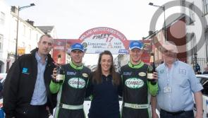 Gallery: Moffett displays his mastery during Longford rally triumph