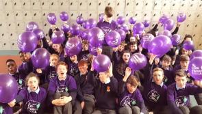 Moyne Community School supports Cystic Fibrosis