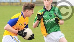 Longford minors beat Leitrim in the Connacht League